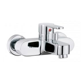 Sanitop AquaSu Einhandmischer Sanmix Style für Wanne Chrom
