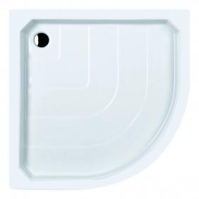 Acryl-Brausewanne Kreta 90 x 90 x 65 cm weiß