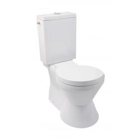 Sanitop AquaSu WC-Kombination Reflex, weiß mit WC-Sitz