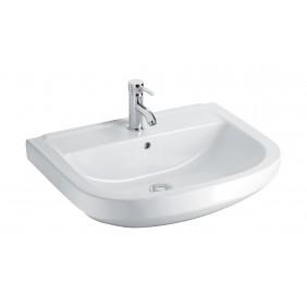 Sanitop AquaSu Waschtisch Lucanto 60 cm, weiß
