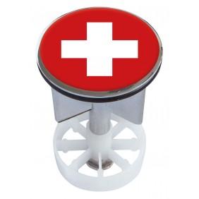 Sanitop Excenterstopfen Metall 38 - 40 mm Design Schweiz