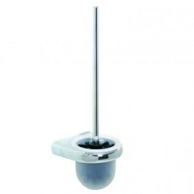 Bravat Toilettenbürstengarnitur Metasoft - Kunststoff