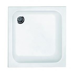 Acryl-Brausewanne Sono 100 x 100 x 65 cm weiß