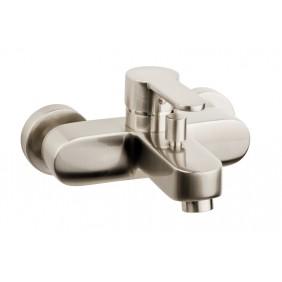Sanitop AquaSu Einhandmischer Sanmix Style für Wanne Edelstahl