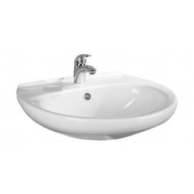 Sanitop AquaSu Waschtisch Aveiro 65 cm, weiß