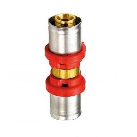 Sanitop Wiroflex WIROPRESS Kupplung 20 x 16 mm, Presssystem