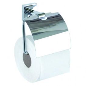 Bravat Toilettenpapierhalter Quaruna - mit Deckel