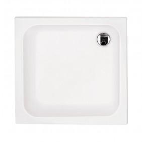 Acryl-Brausewanne Sono 90 x 90 x 65 cm weiß