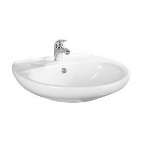Sanitop AquaSu Waschtisch Aveiro 55 cm, weiß