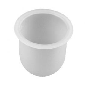 Bravat Tropfschale für Toilettebürstengarnitur Metasoft - Kunststoff