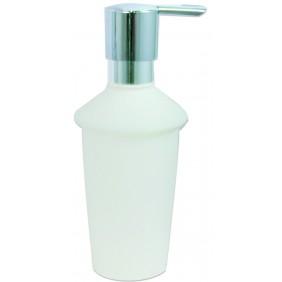 Bravat Flasche für Flüssigseifenspender Metasoft - mit Pumpenkopf