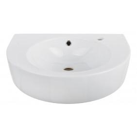 Sanitop AquaSu Waschtisch Cordia 55 cm, weiß
