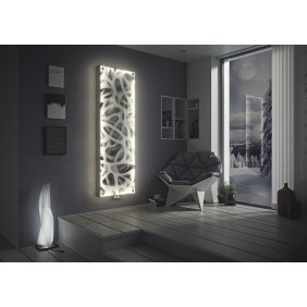 Ximax Raumheizkörper P1 Glas Duplex Deluxe LED
