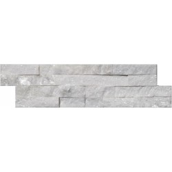 Naturstein Mauerverblender Quarzit Crystal