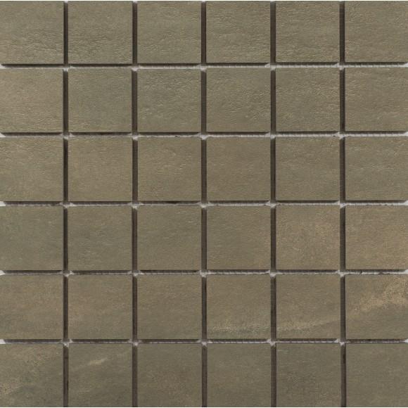 Osmose Mosaik 5x5 Oxido Cobre 30x30 Cm
