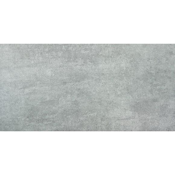 Feinsteinzeugfliese Saloon Silver 30 X 60 Cm Grausilber Glasiert 40