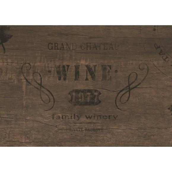 """Osmose Dekorfliese """"Wine"""" Nemus Mooreiche 30x60 cm"""