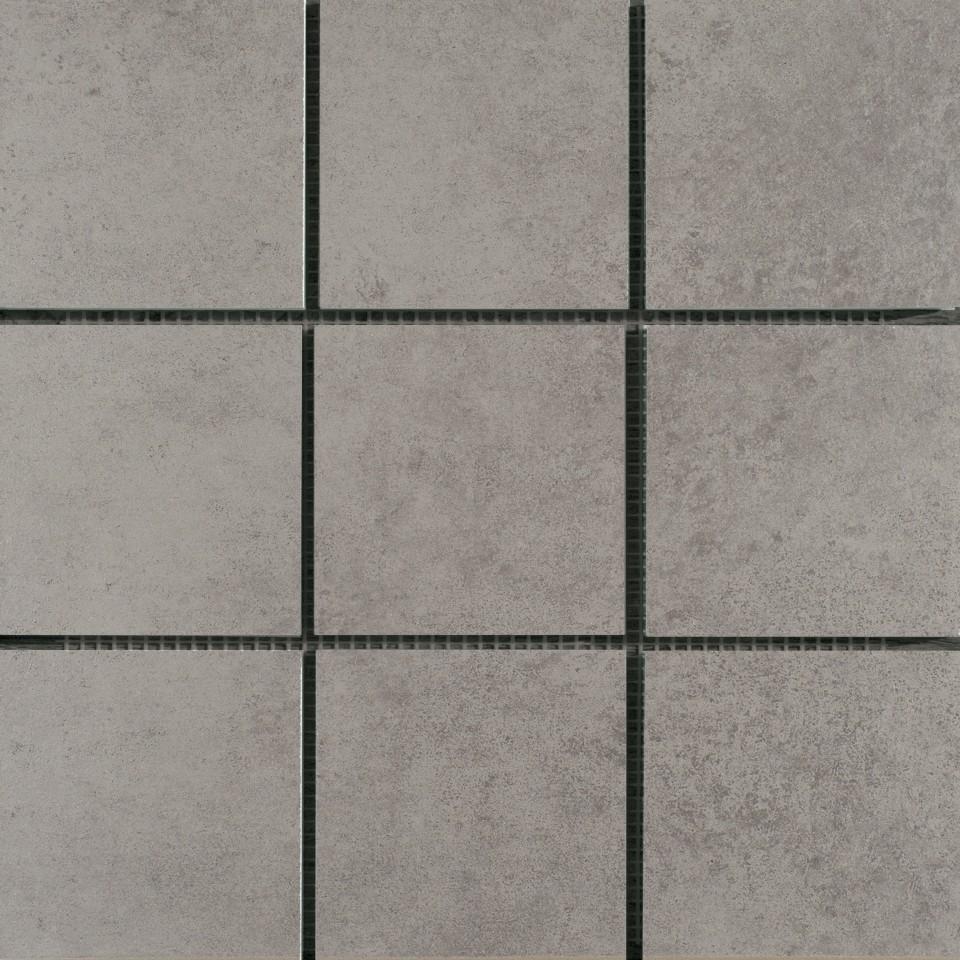 Wunderbar Bodenbelag Außenbereich Frostsicher Referenz Von Osmose Mosaik Noventa Steingrau 30x30 Cm
