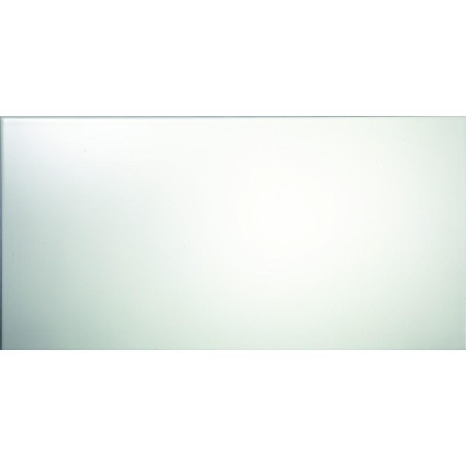 wandfliese wei matt 30x60 cm naturkante mein. Black Bedroom Furniture Sets. Home Design Ideas