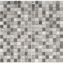 Naturstein Mosaik 8 mm Beton Grau 15