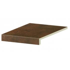 Osmose Treppenstufe Nomi braun 30x31 cm