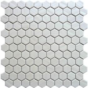 Keramik Mosaik 4 mm Uni Beige