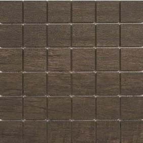 Osmose Mosaik 5x5 Nemus Mooreiche 30x30 cm