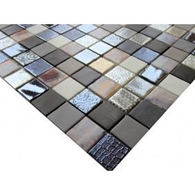 Materialmix Mosaik 4 mm Dark Nature