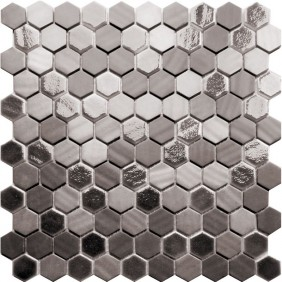 Materialmix Mosaik 4 mm Brown Blend