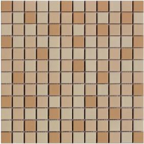 Keramik Mosaik 4 mm Beige Mix