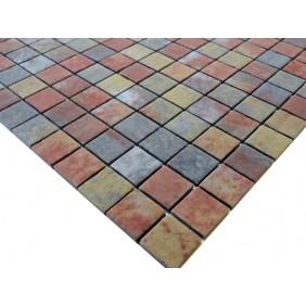 Naturstein Mosaik 4 mm Slate Muliolor