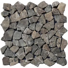 Naturstein Mosaik Braun (Castano)