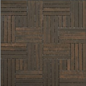 Osmose Dekor-Mosaik Nemus Mooreiche 30x30 cm
