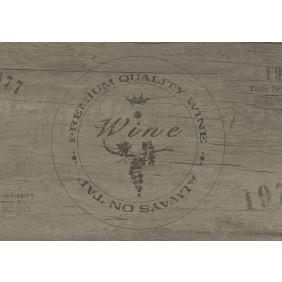 """Osmose Dekorfliese """"Wine Premium"""" Nemus Silberlärche 30x60 cm"""