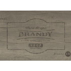 "Osmose Dekorfliese ""Brandy"" Nemus Silberlärche 30x60 cm"