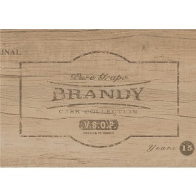 "Osmose Dekorfliese ""Brandy"" Nemus Bergahorn 30x60 cm"