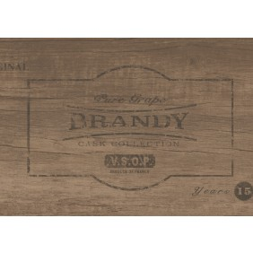 "Osmose Dekorfliese ""Brandy"" Nemus Walnuss 30x60 cm"