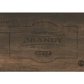 """Osmose Dekorfliese """"Brandy"""" Nemus Mooreiche 30x60 cm"""
