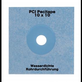 """PCI Dichtmanschette-Wand """"Pecitape"""" 100x100 mm"""