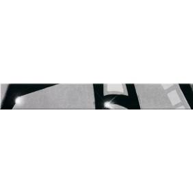 Steuler Bordüre Graffiti schwarz-weiß 3er Set 10,7x240 cm
