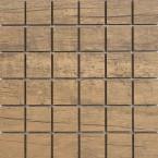 Osmose Mosaik 5x5 Nemus Walnuss 30x30 cm