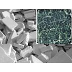 Antik Marmor Bruchmosaik 5-8 cm Grün  lose im Sack 1cm