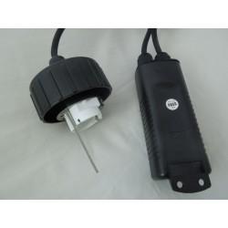 Heissner Elektronik inkl. Kabel und Starter WWF409 + WWF411 (ET20-WWF5R)