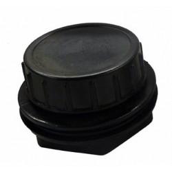Heissner Schmutzauslauf, komplett (Verschraubung und Abschlussdeckel) Filtergehäuse FPU16000 (ET10-FP16Z)