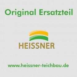 Heissner Quarzglasröhre für UVC-Lampe 11 Watt (ET10-F110G)