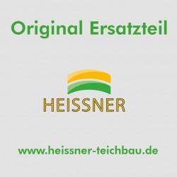 Heissner Achse inkl. Silikonlager (ET12-P50EN)