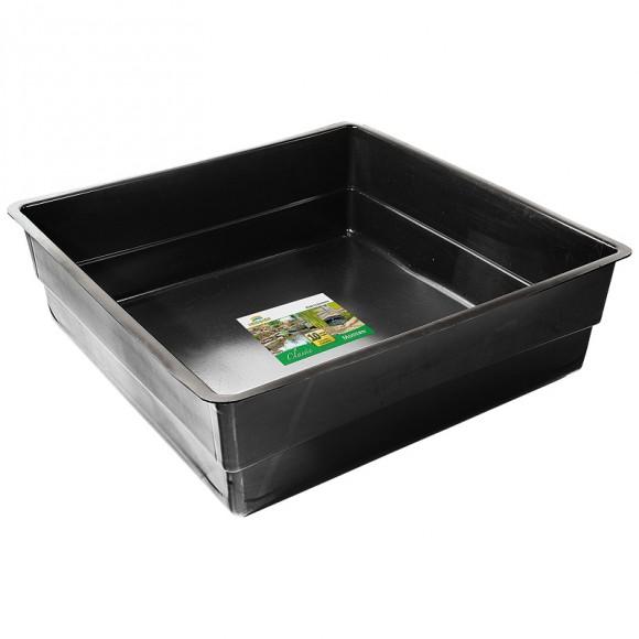 Heissner Terrassenteich PE-Becken Quadratisch 900 Liter
