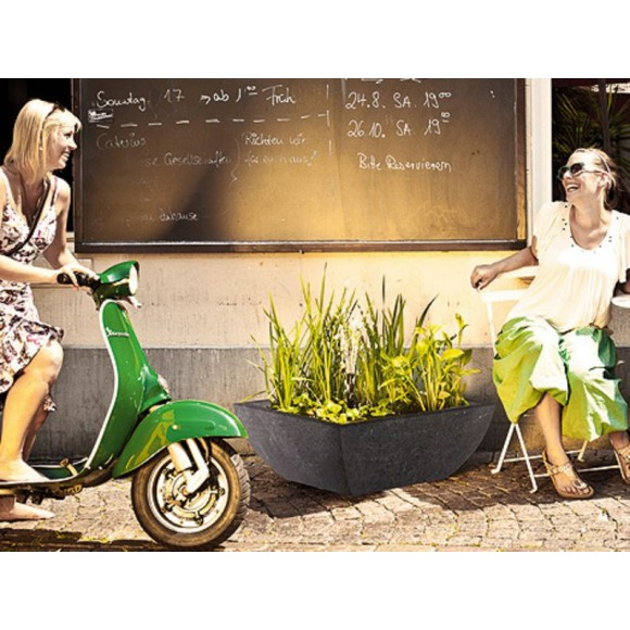 Heissner Mini-Wassergarten-Set Eckig