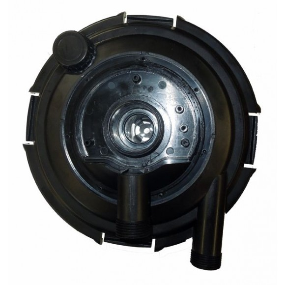 Heissner Gehäuse Kopfteil ohne Elektronik (ET10-HLF4Q)