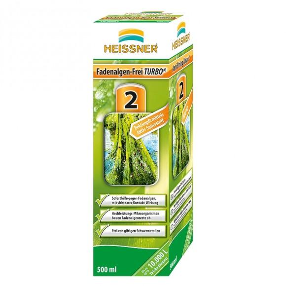 Heissner Fadenalgen-Frei TURBO TZ713-00 - TZ723-00